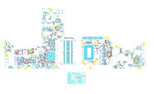 Dell Precision 7740 EDA70 LA-H281P Schematic & Boardview