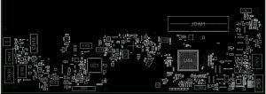 Lenovo ThinkPad 11e (Type 20ED, 20EE) DALI6JMB8E0 Schematic & Boardview