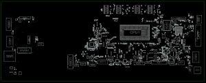 Lenovo Thinkpad X13 Yoga LBB-2 19733-1 Boardview