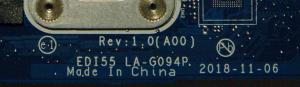 Dell Inspiron 3482 3582 3782 Vostro 3582 EDI55 LA-G094P Schematic & Boardview
