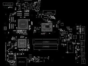 Dell Inspiron 3721 Inspiron 17R 5721 VAW10 LA-9105P Schematic & Boardview
