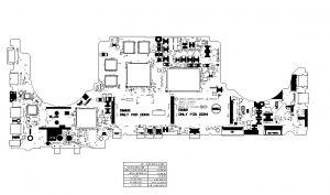 Dell Latitude G5 5587 G7 7588 LA-E993P Schematic & Boardview