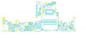 Dell Precision 7540 EDA50 LA-H271P Schematic & Boardview