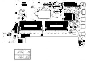 Lenovo Thinkpad E485 E585 EE485/EE585 NM-B531 Schematic & Boardview