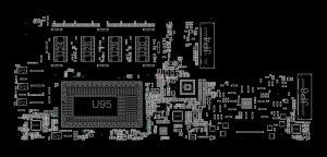 Lenovo YOGA 910-13IKB NM-A901 CYG50 Schematic & Boardview